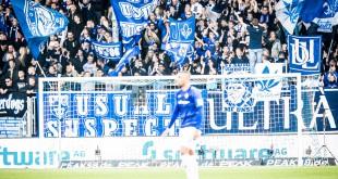 29.10.2016, xshox, Fussball 1.Bundesliga, SV Darmstadt 98 - RB Leipzig, emspor, v.l. Fans SV Darmstadt 98, SVD, Lilien, Stimmung, Schals, Trikots